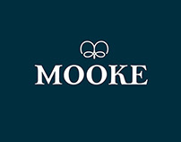 MOOKE - boutique logo/branding