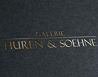 Branding | Galerie Huren & Soehne
