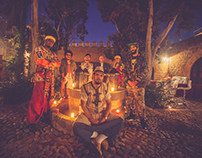 ★ Bob Maghrib ★ Jazz au Chellah 2016