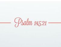 Praise to YHWH