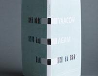 YAACOV AGAM BOOK 7 / 7