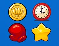 Icons Trainning