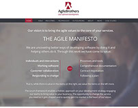 Agile Brothers - Web Design