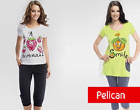 Pelican promo video for the boutique. Atom mall, Sarov
