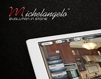 Michelangelo : The Kitchen Remodeling iPad App