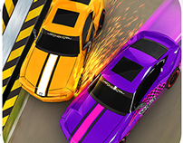 (Game Design) Car Racing Rivals