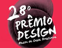 28º Prêmio Museu da Casa Brasileira