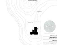 The Vista House - Drawing Set