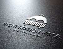 BRANDING - NIGHT STATION HOTEL
