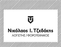 Nikolaos Tzedakis - Accountant / Tax Consultant