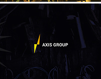 Axis Group Branding