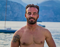 Humans from the Lake (Kiters portraits)