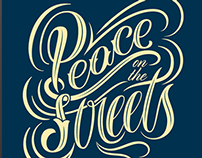 Peace On The Streets Shirt