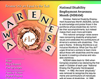 Website: National Disability Employment Month