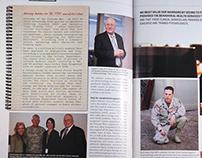 Military Psychology Magazine Spread