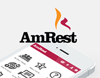 AmRest, mobile app, 2014