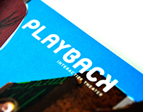 Playback | programme brochures