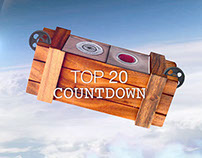 Retro-Top 20's countdown