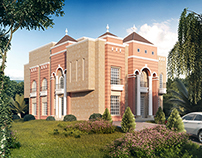 Villa Saudi Arabia