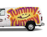 Tummy Yummy - Brand Identity