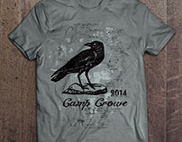 Grandparent Summer Camp T-shirt