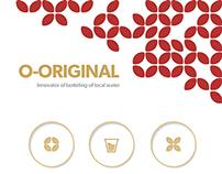O-original - Innovator of botteling of local water