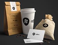 N Coffee's - Branding
