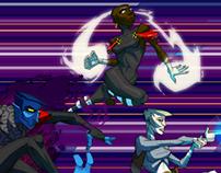 X-Men Arcade, Redux