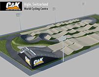 WCC BMX Track, Aigle, Switzerland