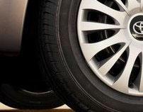 Toyota Yaris Wheel Trim (2008)