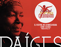 FESTIVAL AFRO COLOMBIANO