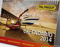 Calendários Palfinger