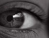 Her eyes..