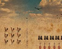 Invisible Cities - Ítalo Calvino (Illustrations)