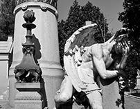 Arte no Cemitério  da Consolação São Paulo
