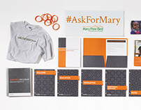 Mary Free Bed Promotional Collateral