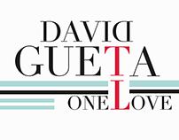 Projeto tipográfico - David Guetta