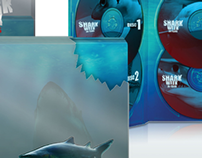 """Shark Week"" 30th Anniversary DVD Set"