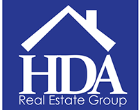 HDA Real Estate Logo