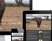 Intrepid Safaris Website