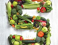 MSU College of Human Medicine Farmers Market Print