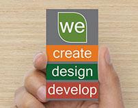 Webgreenit - NEW Business Cards