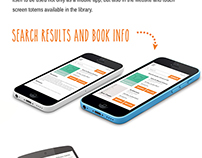 Teesside University Library App