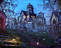 Graveyard (Criminal Case)