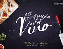 El Lenguaje del Vino - Frontera Wines