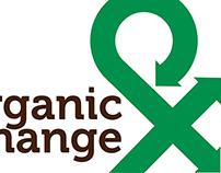 Logo Design for Organic Exchange