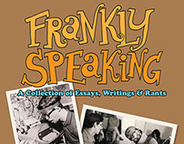 Frankly Speaking Book and Web Site design