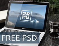 Free PSD Mockup Download