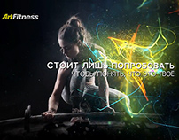 ArtFitness Promo video