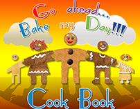Go Ahead...Bake My Day!!! - Crumlin Charity Cook Book